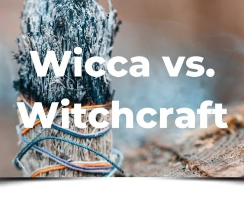 Wicca vs. Witchcraft