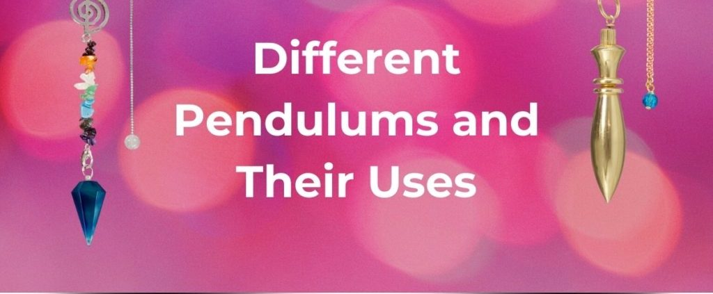 Different Pendulums and Their Uses