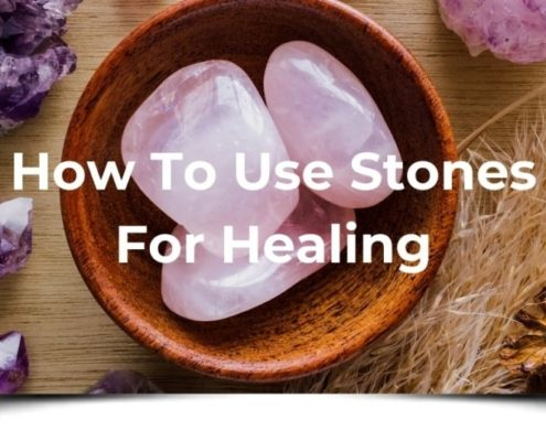 How to Use Stone for Healing